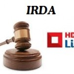 IRDA fined HDFC Life for non settlement of death claim