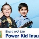 Bharti-AXA Life's Power Kid Child Plan : Review