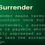 How to Surrender LIC Policy by Post?